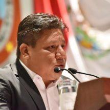 Pide diputado Tomás Basaldú publicación de leyes de ingresos municipales