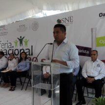 Exitosa quinta feria del empleo en Tuxtepec