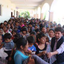 Brindan cobertura social para San Simón y Santiago Ayuquililla