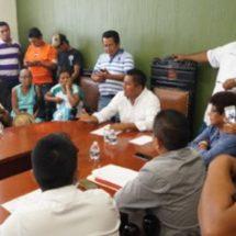 Atendemos todas las demandas del pueblo, dice Dávila a Antorcha Campesina