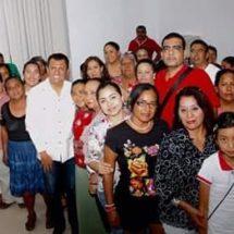 Promueve el Presidente del Congreso de Oaxaca, Samuel Gurrión Matías, el trabajo legislativo en la Costa
