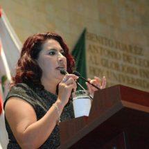 Propone Eva Diego Ley de Responsabilidades Administrativas del Estado y Municipios de Oaxaca