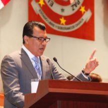 Propone Dip. Local Samuel Gurrión Matías preservar  monumentos históricos de Oaxaca de Juárez, Patrimonio de la Humanidad