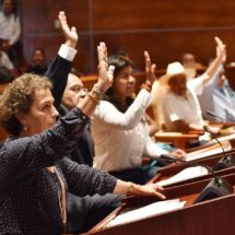 Se pronuncia Congreso de Oaxaca ante la violencia política contra las mujeres