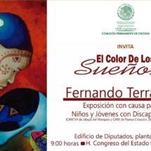 """Albergará Congreso de Oaxaca, la  exposición """"El color de los sueños"""""""