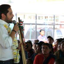 Visita el Secretario de Desarrollo Social y Humano (SEDESOH), la Cuenca del Papaloapan.