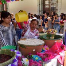 En Oaxaca, el calor se combate con un agua fresca del Día de la Samaritana