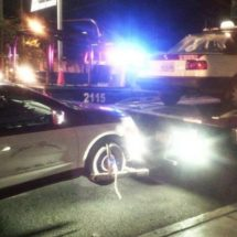 ASEGURÓ POLICÍA VIAL ESTATAL 12 TAXIS IRREGULARES EN ZONA CONURBADA DE OAXACA DE JUÁREZ