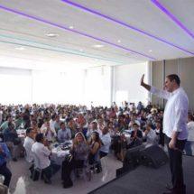 Pobreza de unos compromete bienestar de todos: Moreno Valle