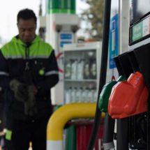 Gasolinas y diésel se venden hoy en dos centavos más