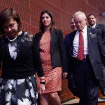 Le van a pedir perdón a Paloma Merodio: Gamboa Patrón