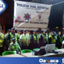 ACCIONA SSPO OPERATIVO ALCOHOLÍMETRO EN DIFERENTES PUNTOS DE LA ENTIDAD