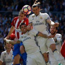 Derbi de Madrid engalana las 'Semis' de Champions
