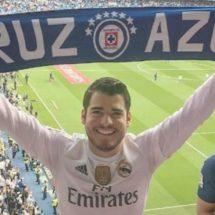 Fan de Bayern 'pasa' maldición de Cruz Azul al Madrid
