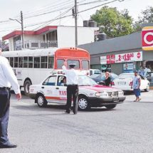 Turistas se librarán de multas: Tránsito