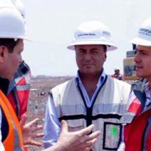 Revisa EPN avances del Nuevo Aeropuerto de la CDMX