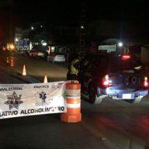 APLICA SSPO OPERATIVO ALCOHOLÍMETRO EN EL MARCO DEL OPERATIVO SEMANA SANTA 2017