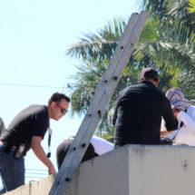 Hallan en el techo de un hospital mexicano un cadáver que se cree fue arrojado desde una avioneta