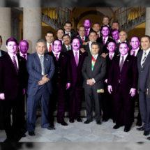 El 'club' de los gobernadores del PRI que están presos, fugitivos o investigados por casos de corrupción en México