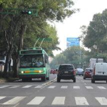 ¿Por qué Ciudad de México tiene carriles para que los autobuses vayan en sentido contrario?