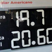 El peso mexicano sufre su segunda peor caída del año tras conocerse que EEUU considera abandonar el NAFTA