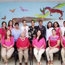 DIF Oaxaca acerca servicios y programas destinados a la niñez en el Istmo