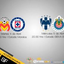 MAÑANA SE DEFINE EL PRIMER FINALISTA DE LA COPA MX!