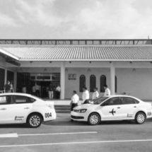 Nuevo aeropuerto de Ixtepec tiene su primera «bronca» entre taxistas