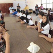 Más de 500 niños acuden a los talleres de zapoteco en el Istmo