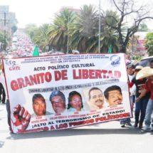 Fabricación de delitos y tortura, devela caso de profesor en Oaxaca