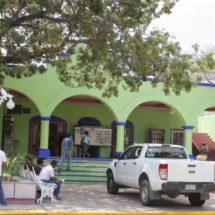 Sección 22 se moviliza en Jalapa