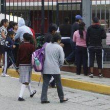 En riesgo, clases de 1 millón de niños por actividades de la CNTE en Oaxaca