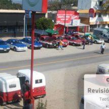 Supervisa Sevitra transporte público de Teotitlán de Flores Magón