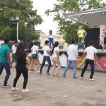 """Dávila siempre con los Jóvenes; realizan el """"Primer Festival Juvenil de la Salud"""""""