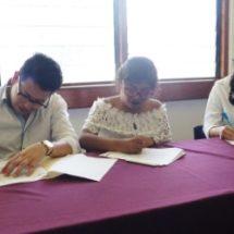 Instituto de la juventud firma convenio con IEBO