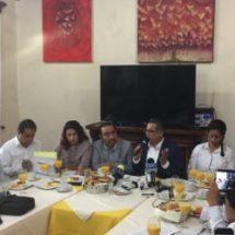 Avanza Fracción Parlamentaria del PRD con  Agenda Legislativa en la 63 Legislatura de Oaxaca
