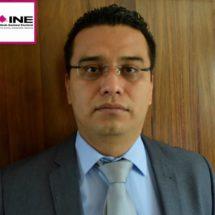 Ex vocal del INE en Tuxtepec tomó protesta como vocal Secretario en Oaxaca