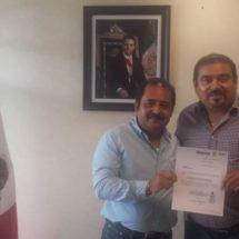 Loyo Maza será representante de SEGEGO en Tuxtepec