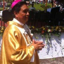 Llama Obispo a pedir por que regrese la paz a Tuxtepec