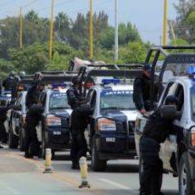Anuncia Dávila llegada de más policías estatales a Tuxtepec