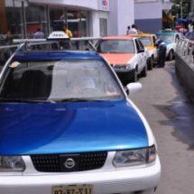 Conductores de taxi exhortan a chóferes de Tuxtepec a capacitarse