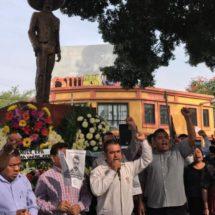 Desmiente Sección 22 al IEEPO; seguirá boicot a actos oficiales en Oaxaca