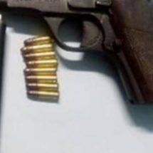 EN TACACHE DE MINA, SUJETO ARMADO ES DETENIDO EN ACCIÓN POLICIAL COORDINADA