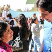 Garantiza Alejandro López Jarquín acciones para el bienestar de mujeres en Xoxocotlán