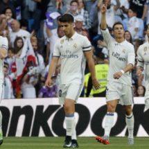 Real Madrid humilla al Sevilla y se perfila al titulo de La Liga