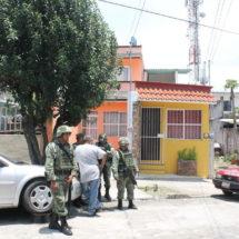 Disparan contra vivienda en la Aguillón Guzmán
