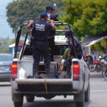 Enfrentamiento; 2 detenidos y 1 herido