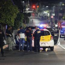 Matan a taxista en persecución