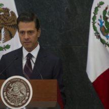 Enrique Peña Nieto se reúne con su gabinete en Los Pinos