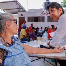 Atiende ACO necesidades básicas de personas en situación de vulnerabilidad